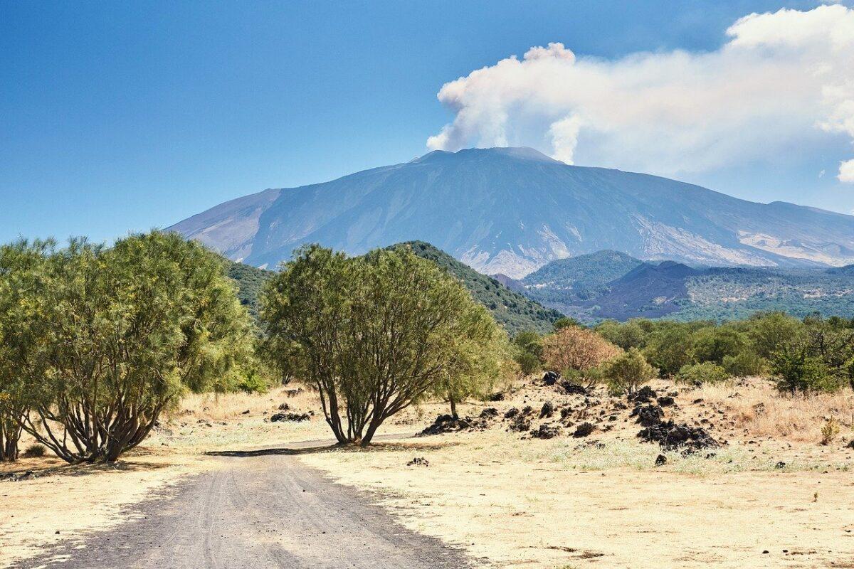 Veduta sull'Etna, crediti Alessandro Squassoni