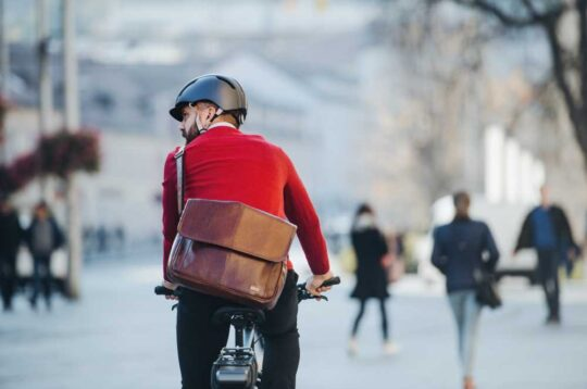 Bike to work spostamento casa lavoro