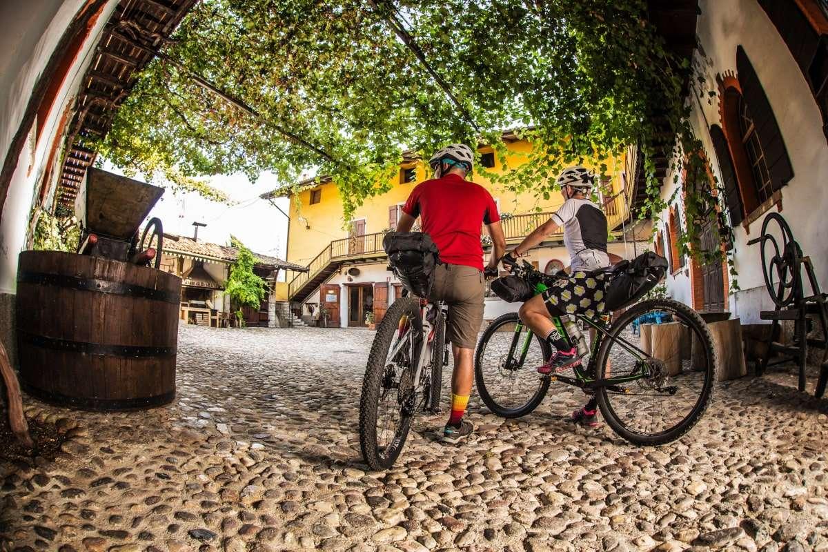 Le strade del vino lungo la Via Claudia Augusta, foto di Tommaso Prugnola - Trentino