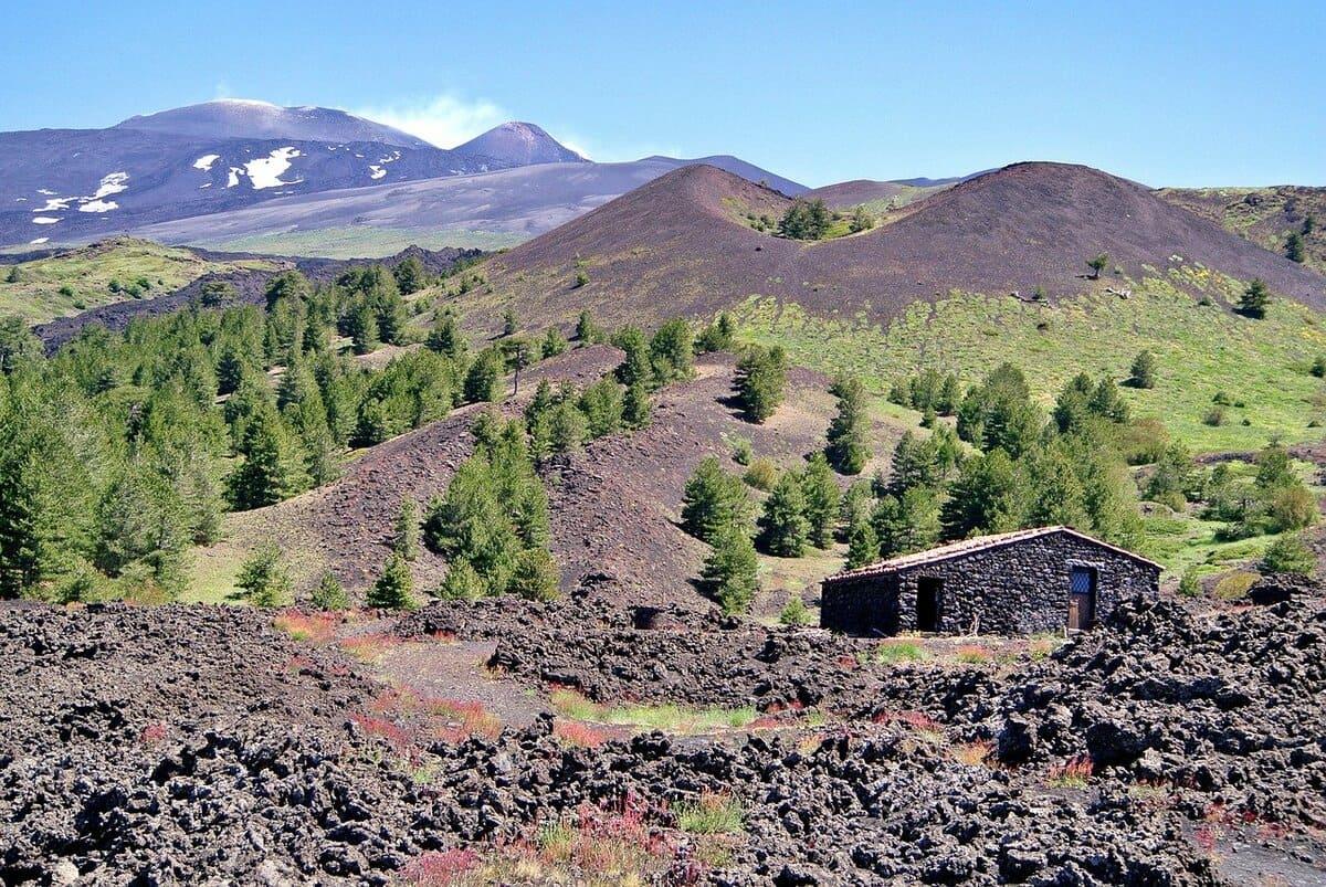 Etna, crediti David Mark