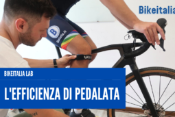 L'efficienza di pedalata