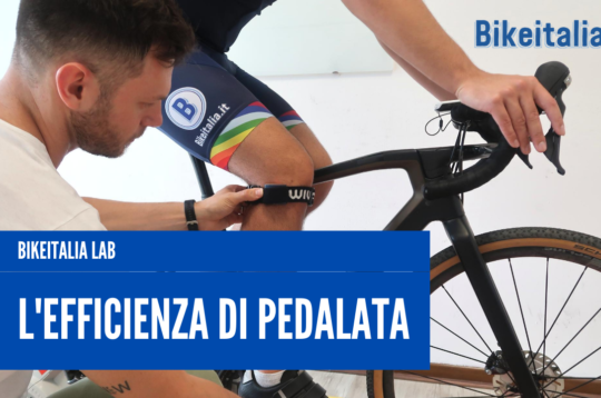 L'efficienza di pedalata