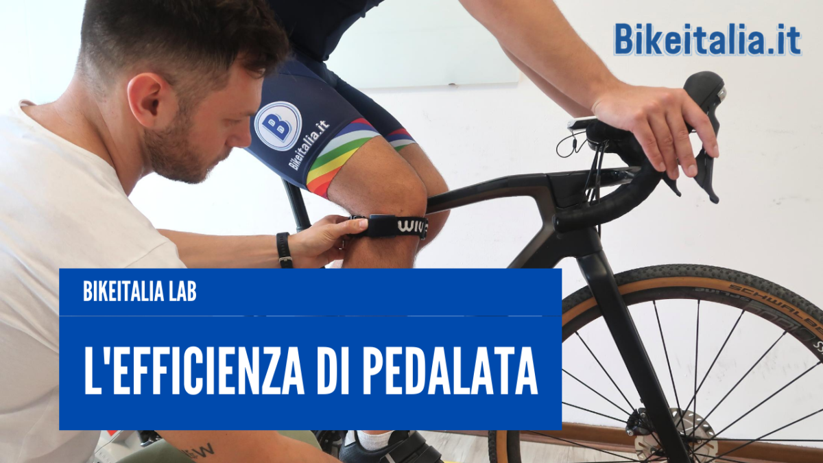 Efficienza di pedalata