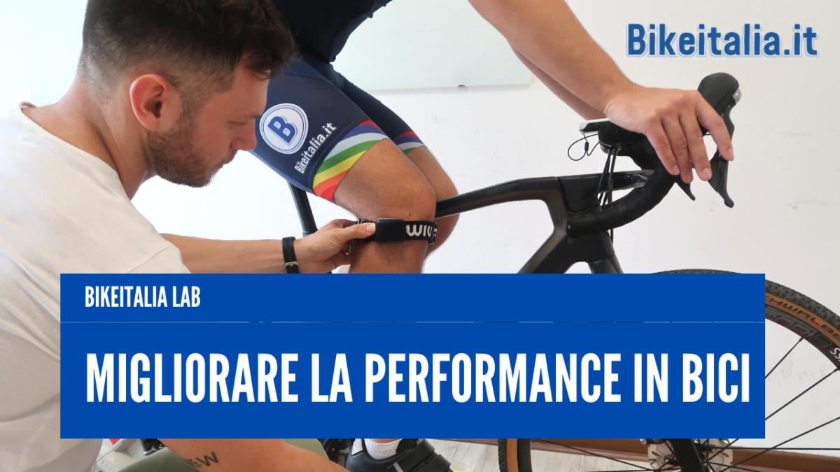 Migliorare la performance in bici