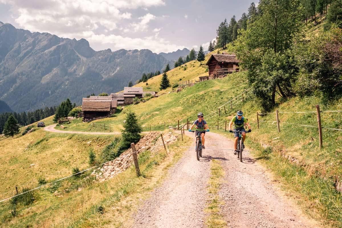 Valle Malvaglia Svizzera