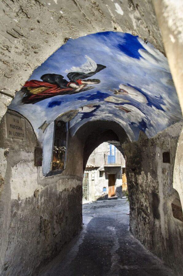 Sicilia Bronte Etna