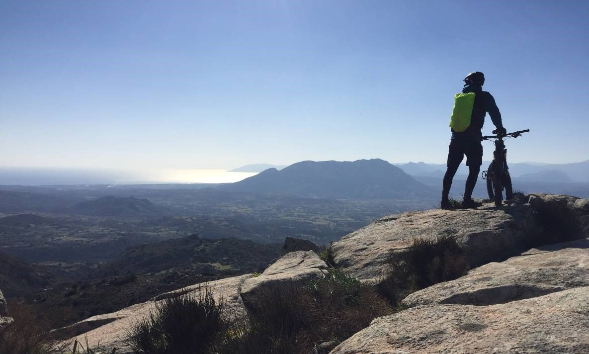 Cicloturismo in Sardegna, crediti Sardovagando