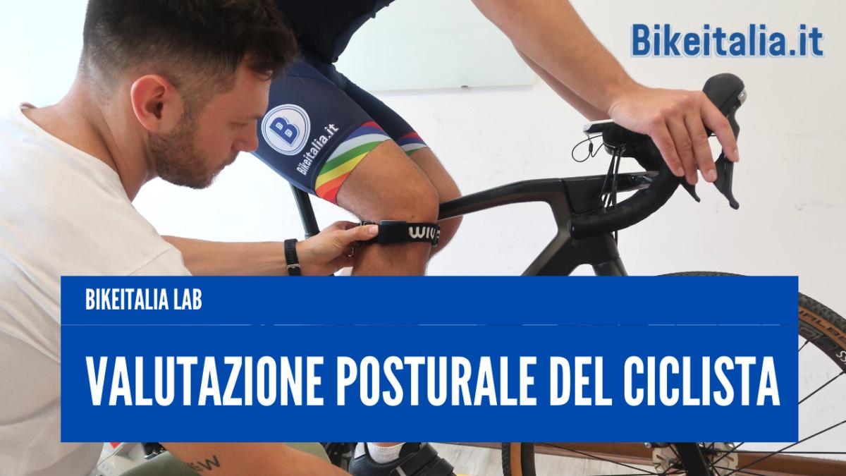 Valutazione posturale del ciclista