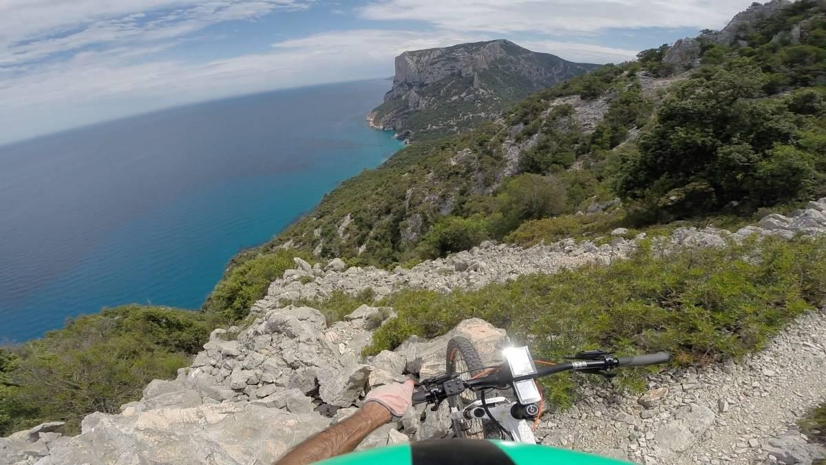Il mare della Sardegna, crediti Sardovagando