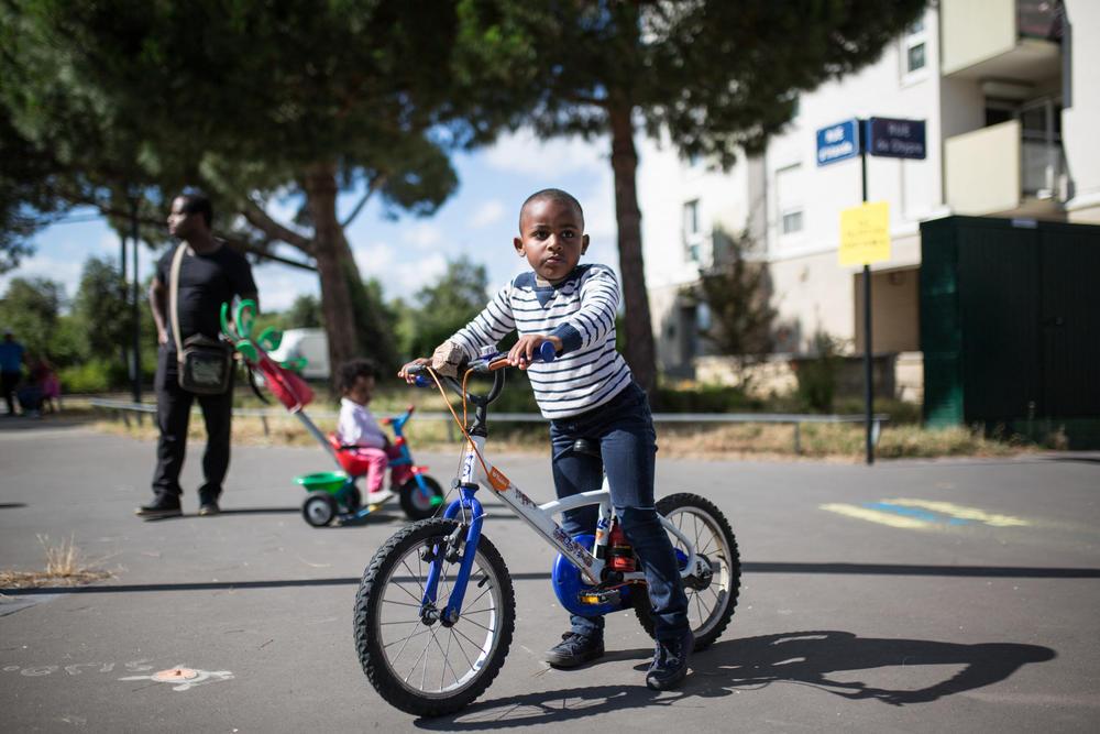 Figli scuola bicicletta sondaggio