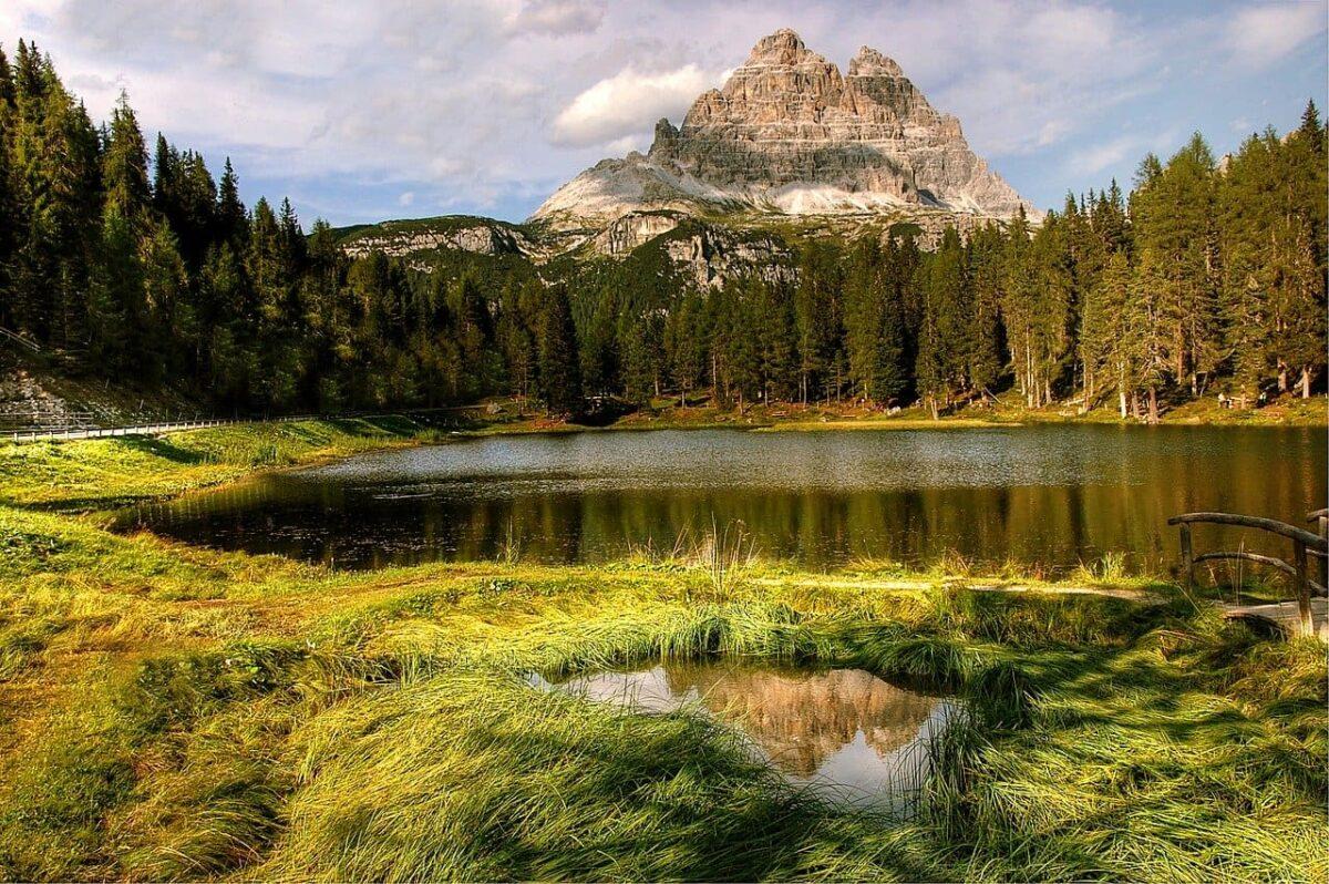 Misurina - vista sulle cime di Lavaredo by kordula vahle from Pixabay