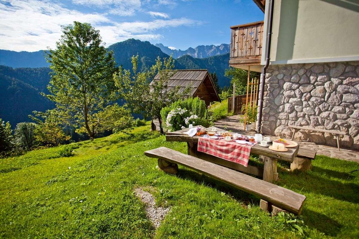 Vacanza in fattoria in Slovenia, crediti Slovenian Tourist Board, Jošt Gantar