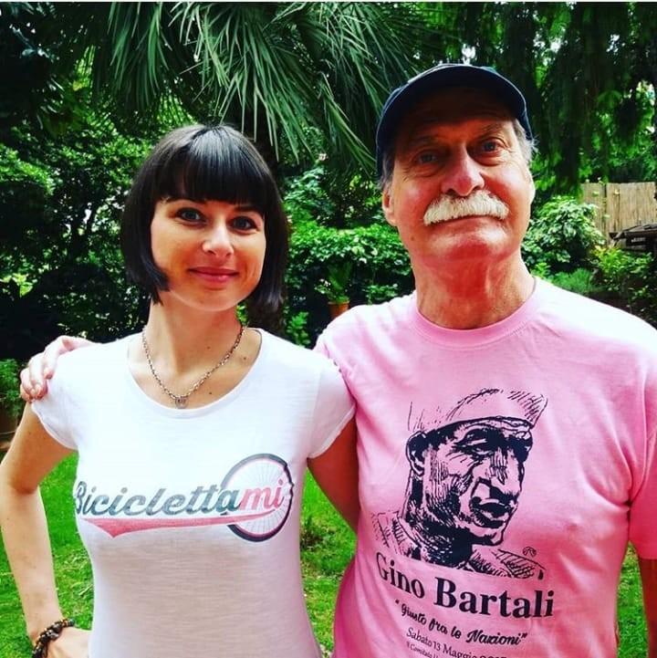 Lisa Bartali e Luigi Bartali