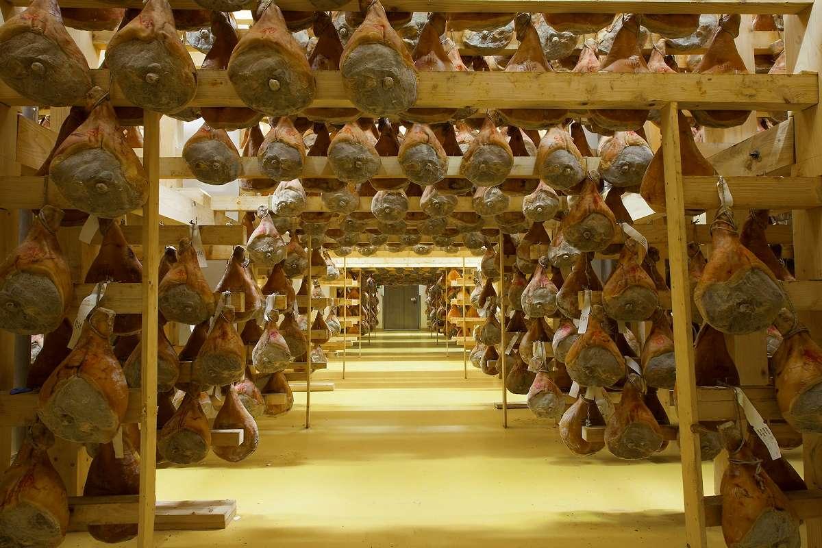 Prosciutto del Carso, crediti Slovenian Tourist Board, Boris Pretnar
