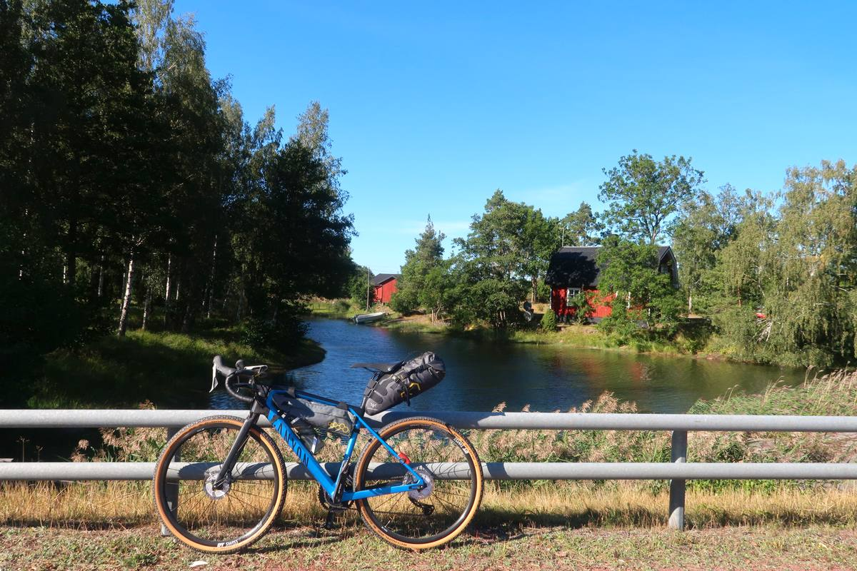 finlandia in bicicletta