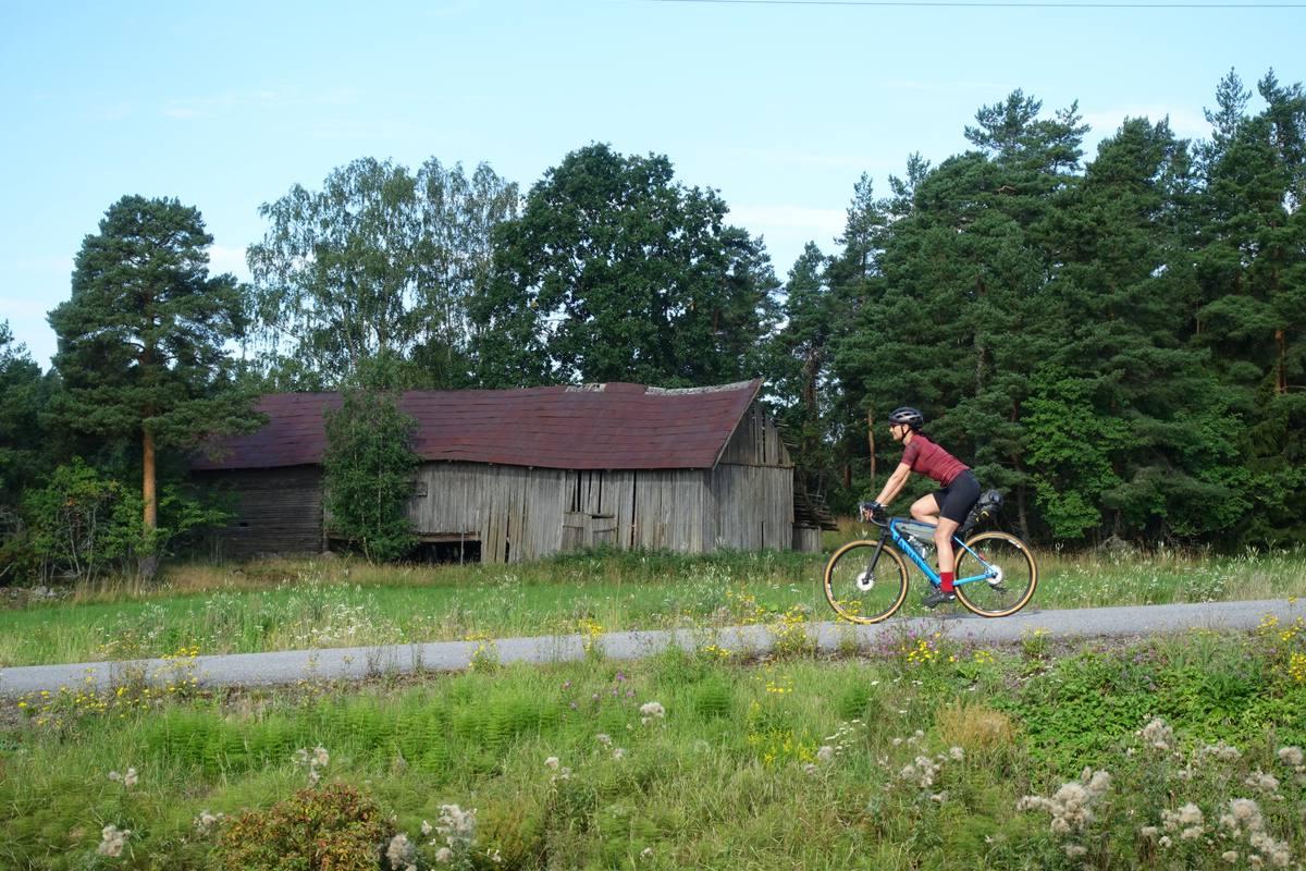 Finlandia in bicicletta Archipelago Trail