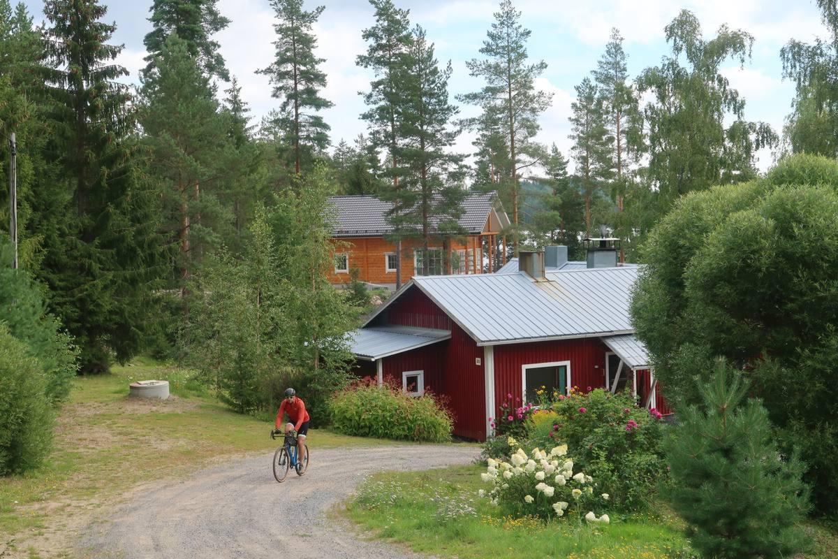finlandia in bicicletta gravel