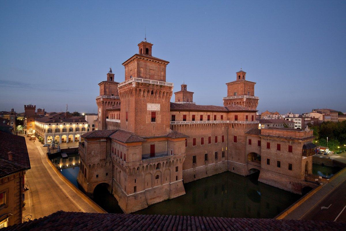 Castello Estense - Ferrara @Gavagna