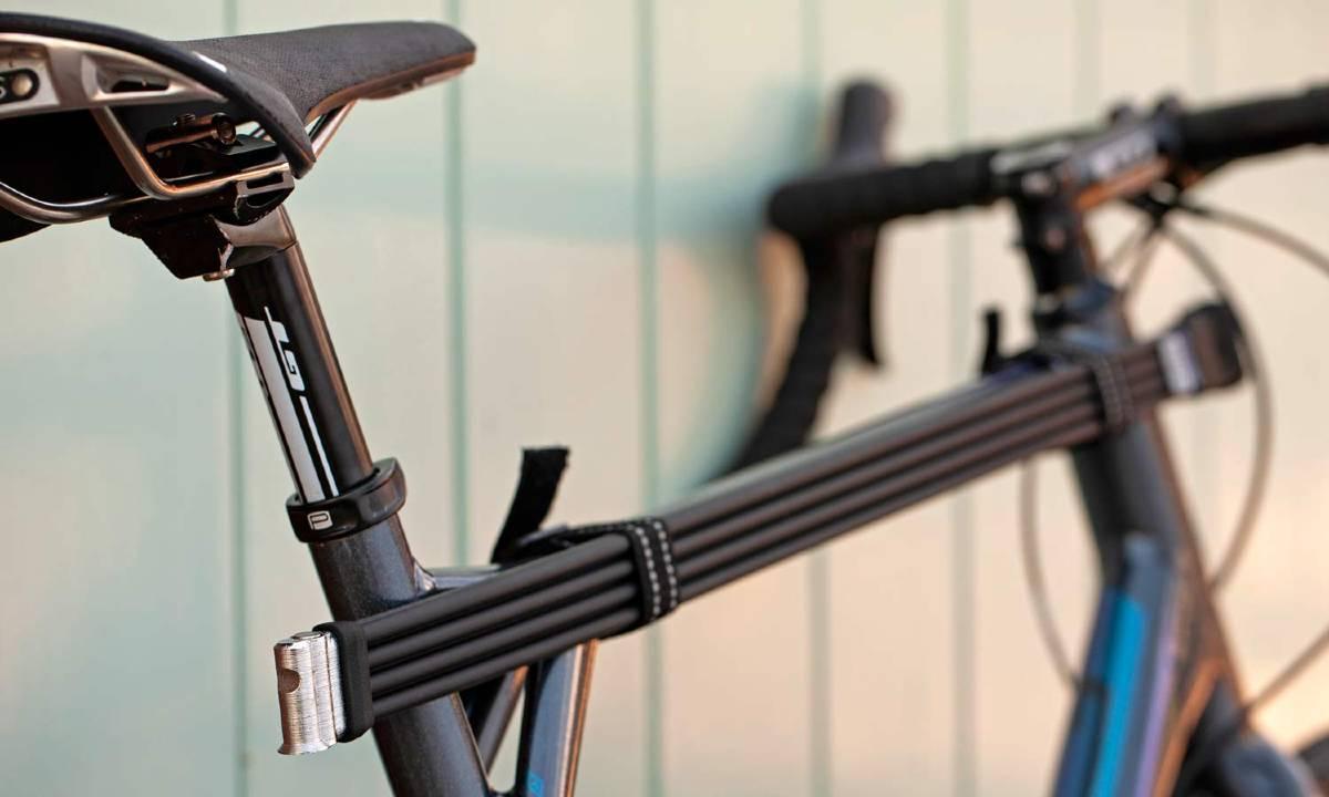 Litelok Silver antifurto per bici leggero