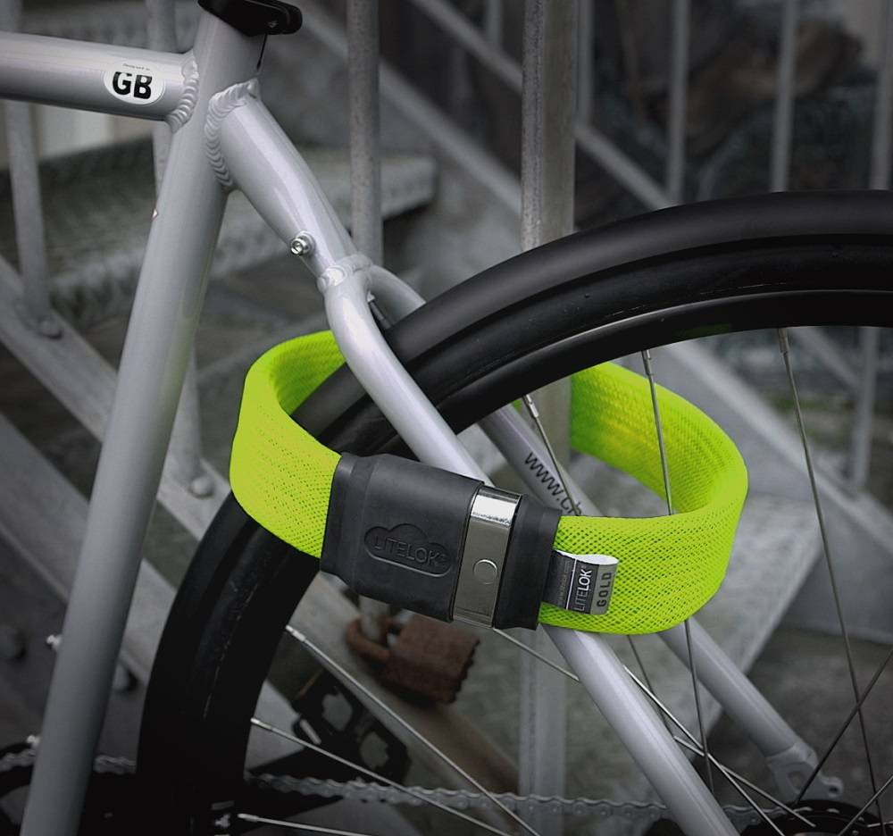 Antifurto leggero per bici Litelok