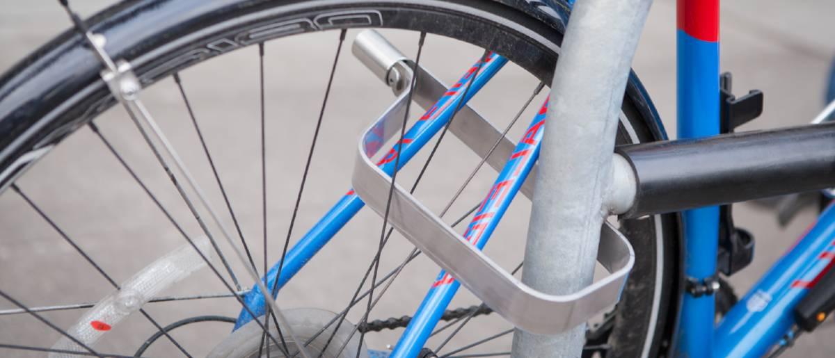 TiGr Lock antifurto in titanio per bici (leggero e sicuro)