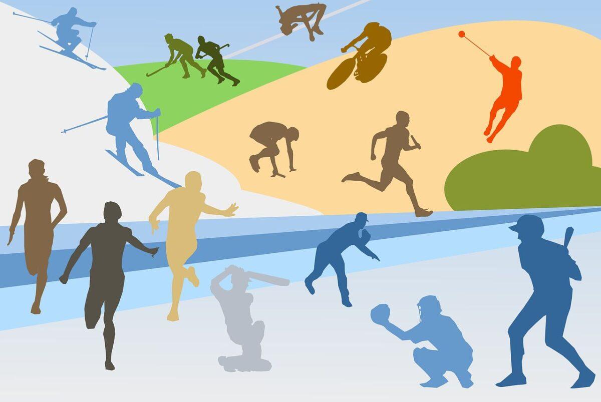 Attività sportive all'aperto: che cosa si può fare e dove, in base al colore della zona della propria Regione
