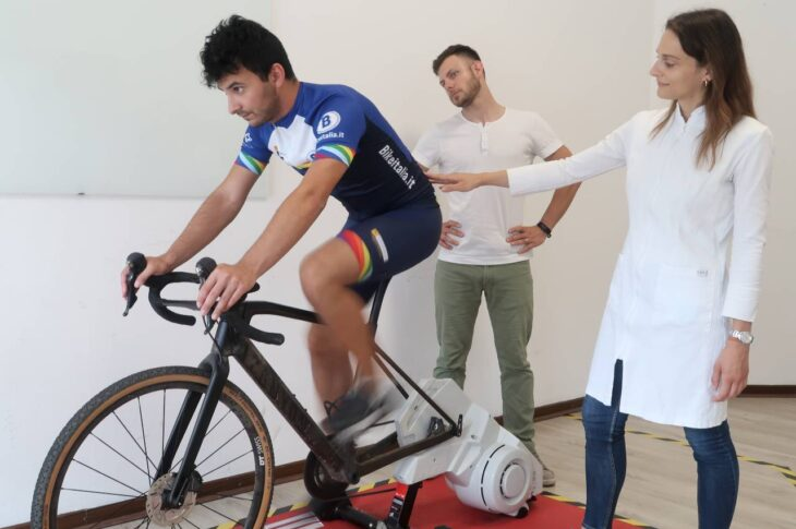 Diventare biomeccanico del ciclismo