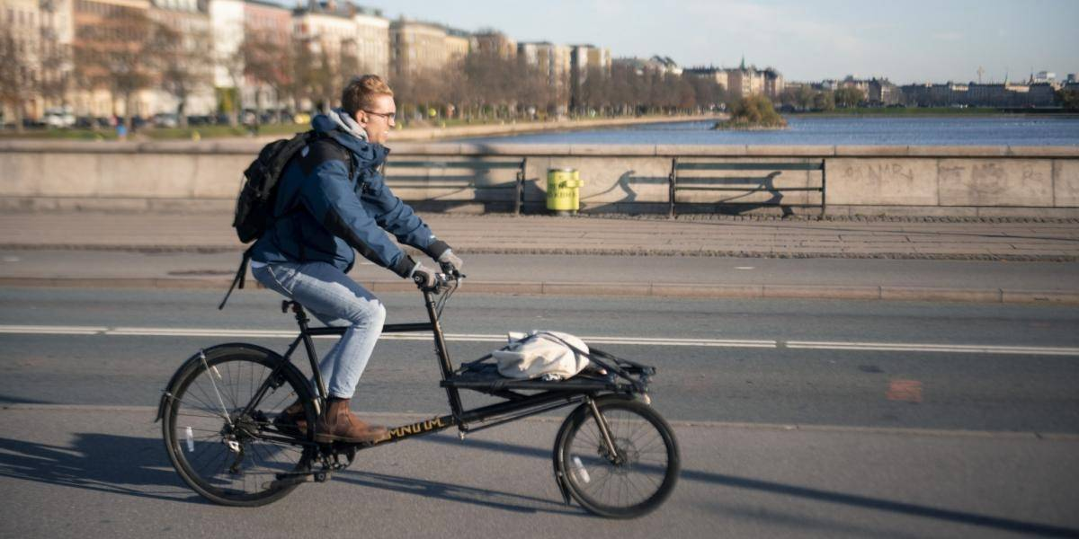 bici da carico cargo