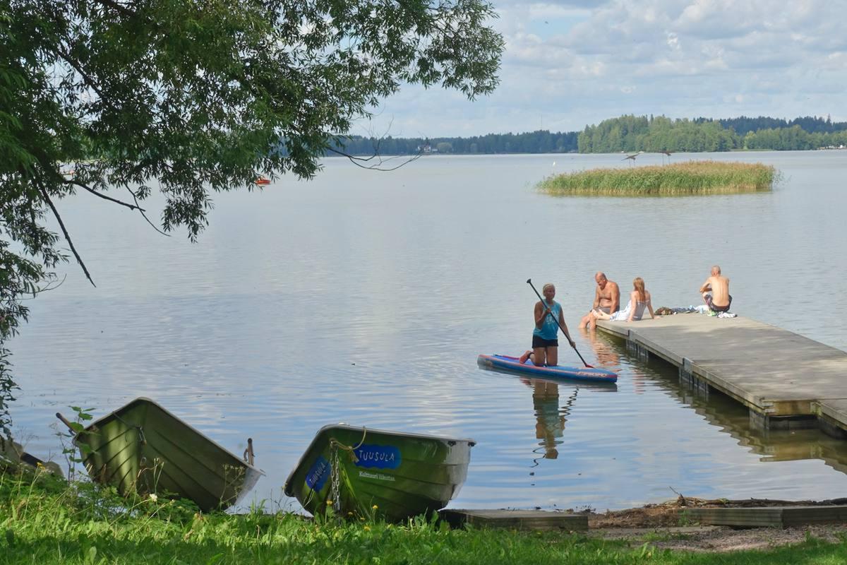 Finlandia Lago Tuusula
