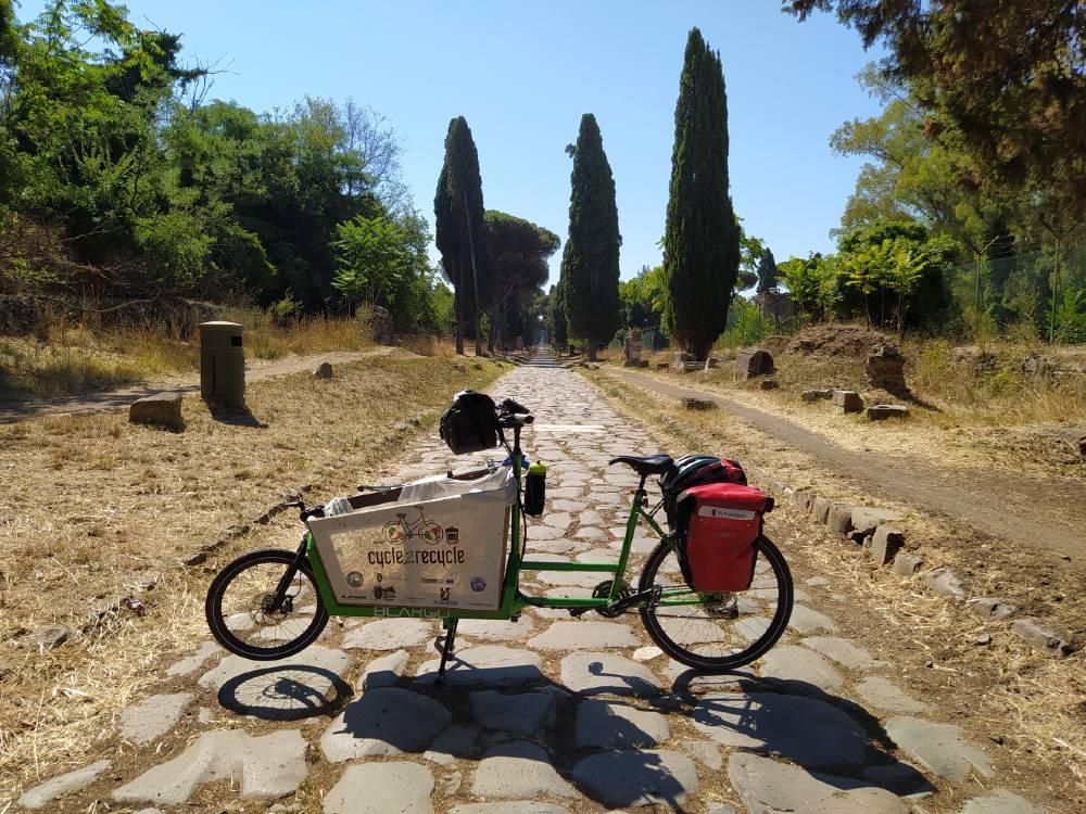 Appia Antica cargo bike Myra Stals