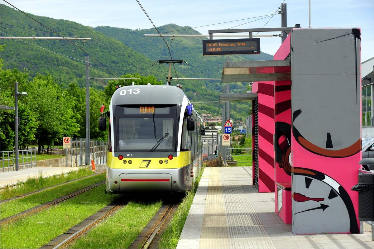 Tram TEB Bergamo
