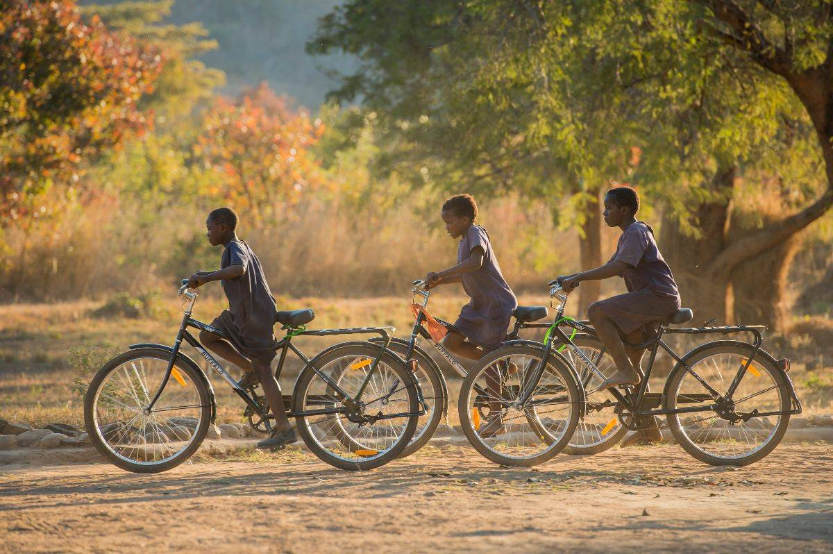 World Bicycle Relief bici in Africa per solidarietà