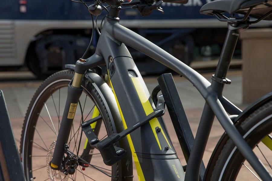 Bordo Granit Xplus 6500: il miglior antifurto bici nella gamma dei pieghevoli di Abus