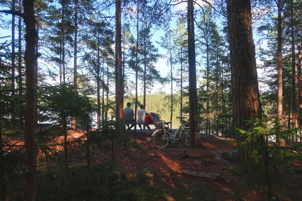 Finlandia Cicloturismo