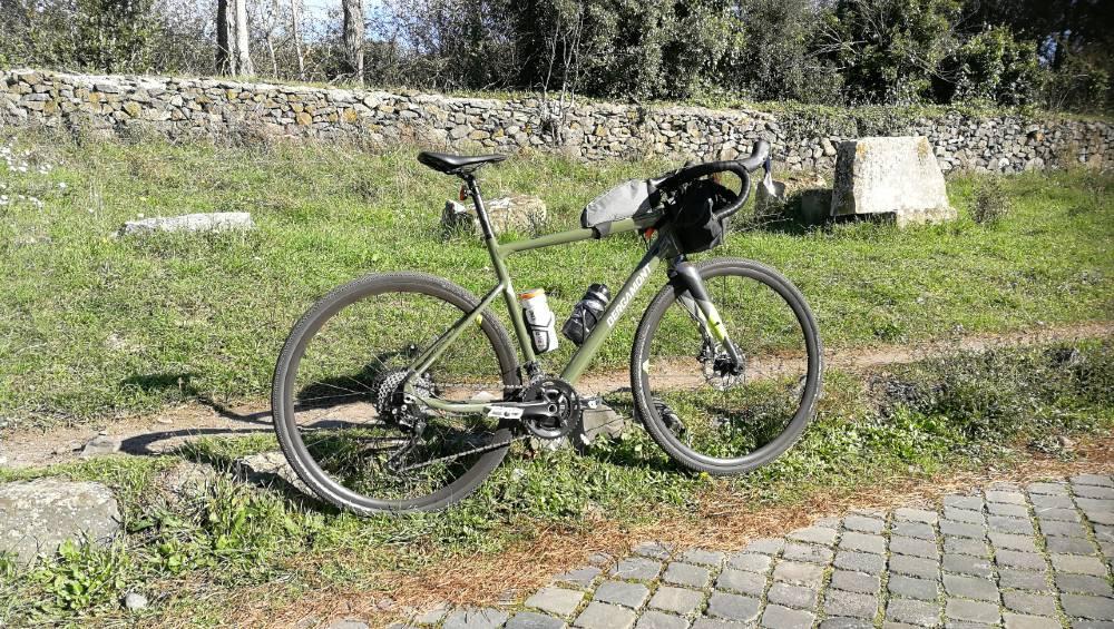 Carro posteriore Bergamont Grandurance 6 - Appia Antica Roma