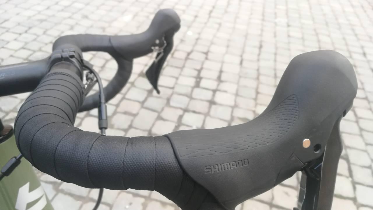 Manubrio comandi Shimano GRX - Bergamont Grandurance 6