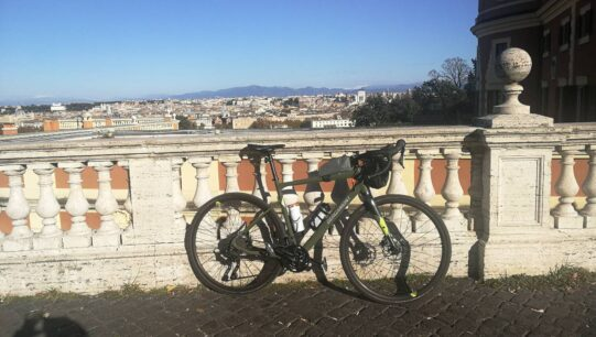 Terrazza del Gianicolo Roma - Bergamont Grandurance 6