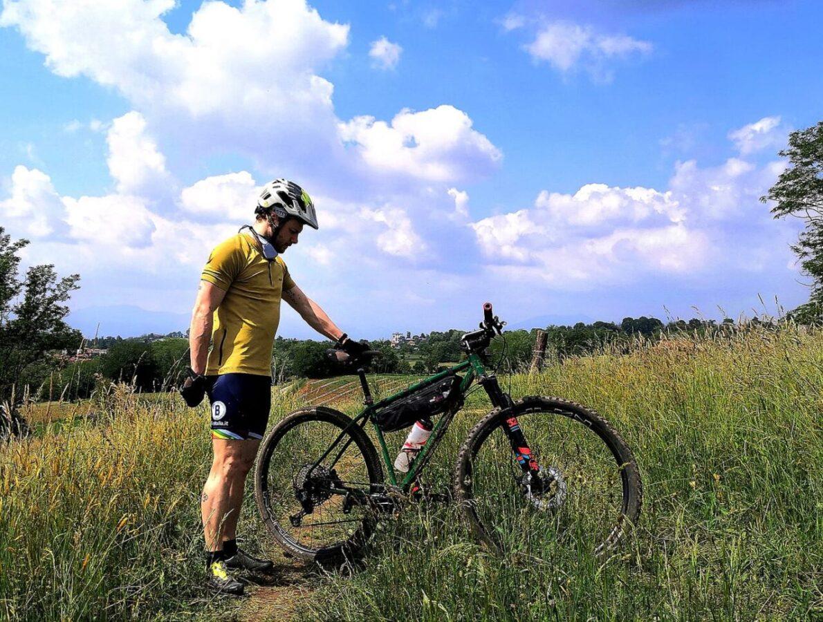 Ciclista salute