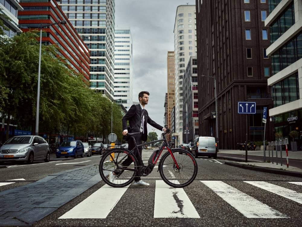 Ebike cresce il mercato europeo delle bici a pedalata assistita