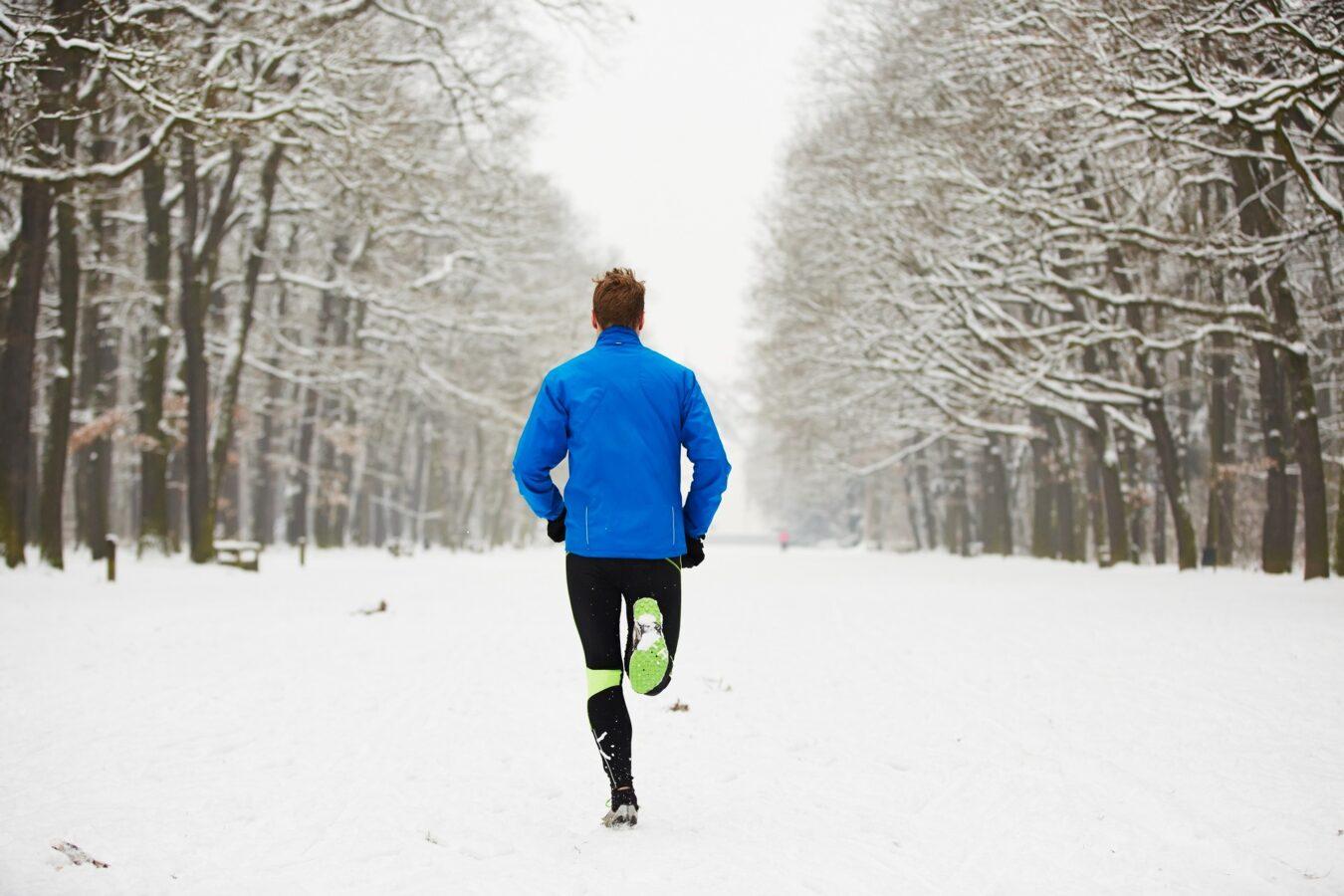 Runner al freddo