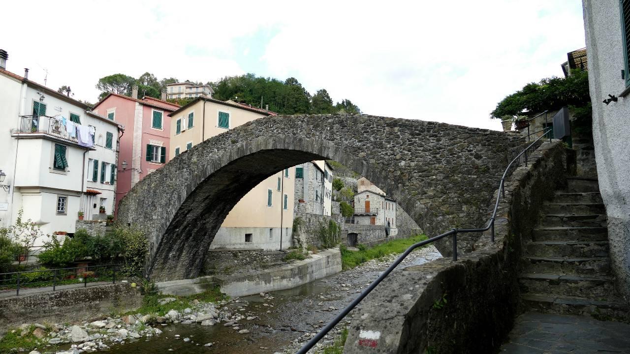Scorcio panoramico a Varese Ligure - Giovanni Panzera