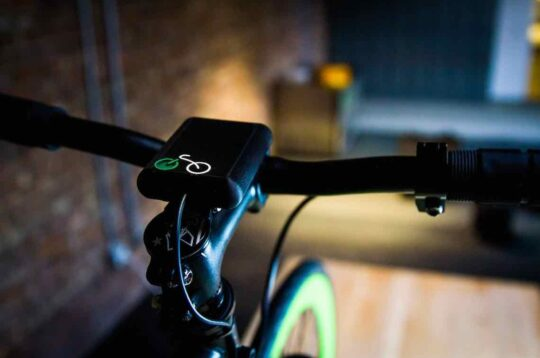 CadenceX Pedalcell luce dinamo