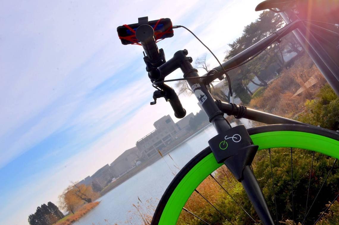 CadenceX dinamo luce bici