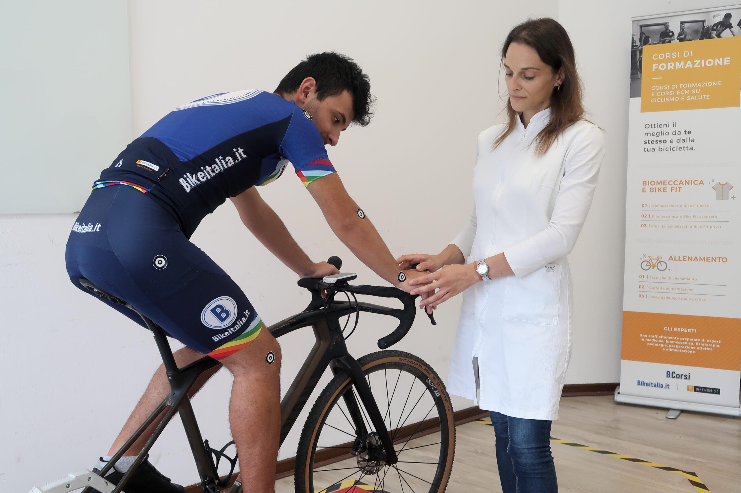 Posizione manubrio bicicletta