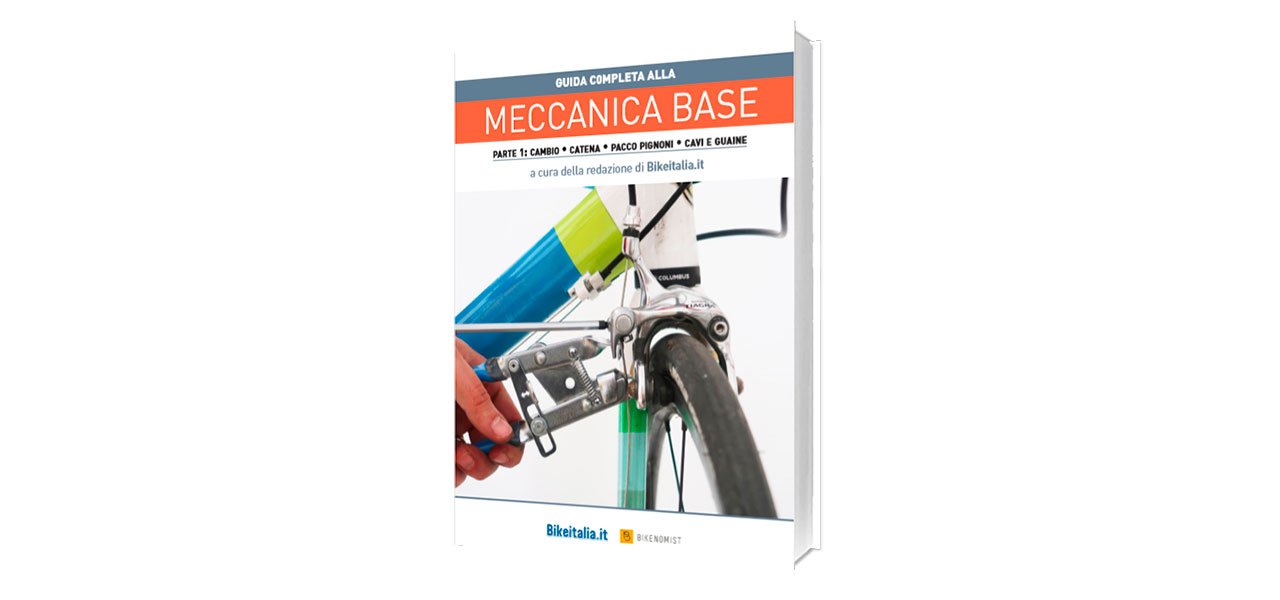 Guida completa alla meccanica base per la tua bicicletta, ebook gratuito
