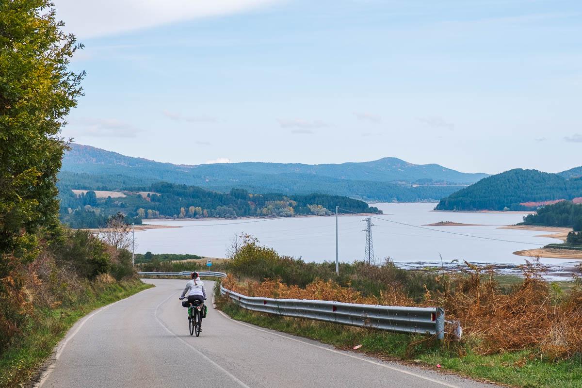 Ciclovia dei Parchi della Calabria in bici