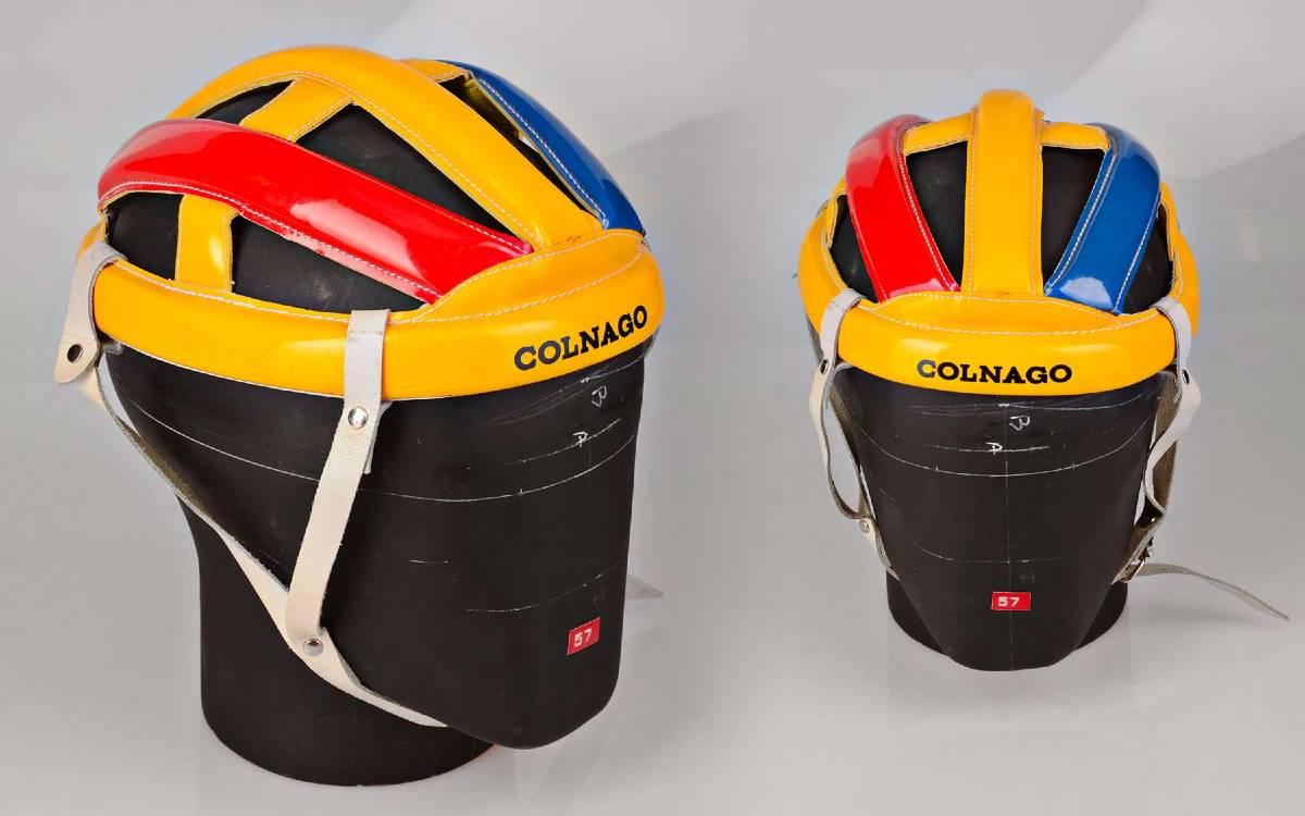 Casco Lazer per Colnago (1987)