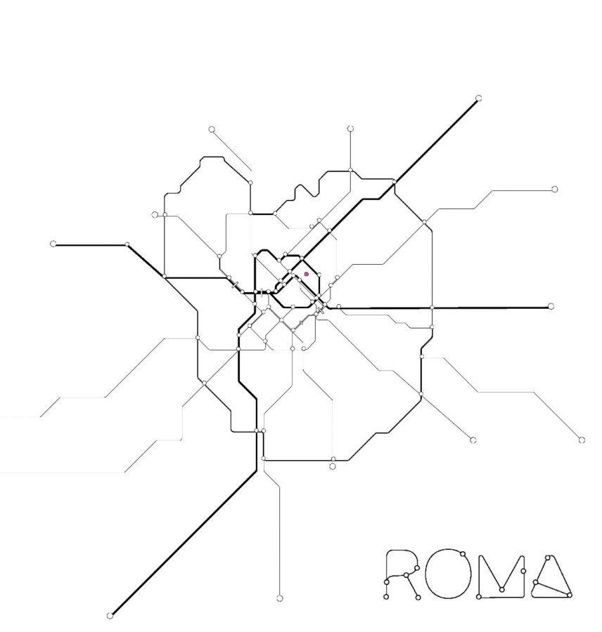 Ciclopolitana Roma Salvaiciclisti tracciato