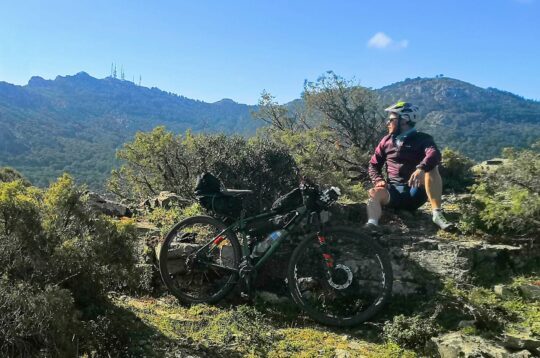 Depressione post viaggio in bici