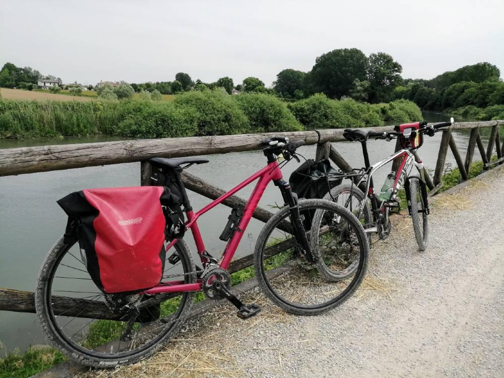 ciclovie Fiab bici canale
